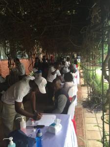 EYE CHECKUP (KENYA) AGAKHAN UNIVERSITY HOSPITAL