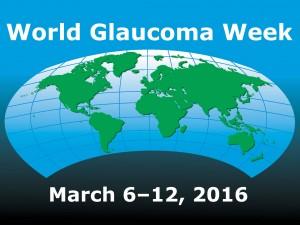World Glaucoma Week 2016