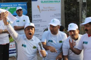 Gurugram Glaucoma Walk