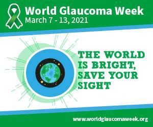 Start World Glaucoma Week 2021