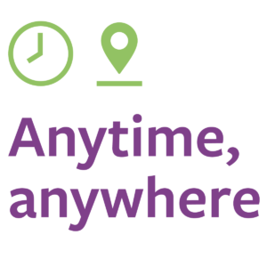 Anytime, Anywhere Campaign