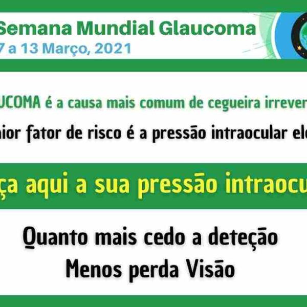 Glaucoma Awareness for Optometrists in Portugal