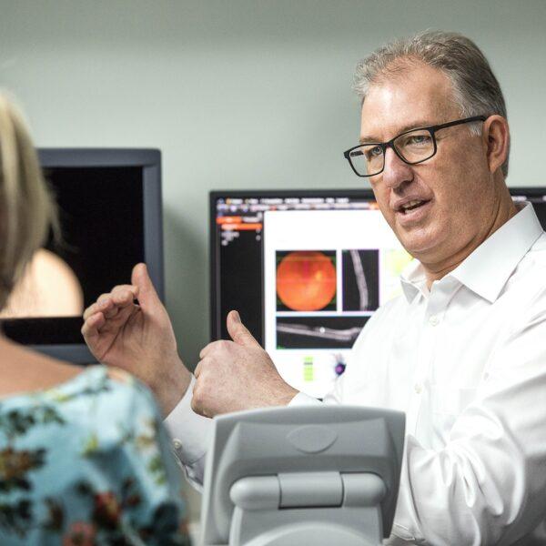 World Glaucoma Week on HealthHub