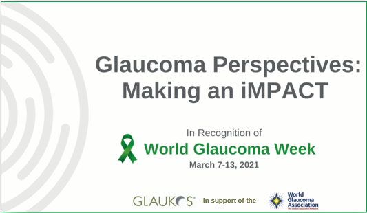 Making an iMPACT: Glaucoma Perspectives