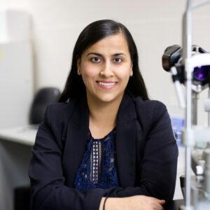 OCT Testing with Dr Shweta Kaushik & Glaucoma Australia