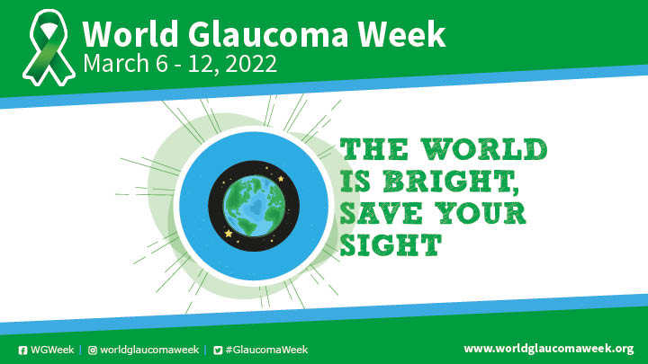 Start World Glaucoma Week 2022 Amsterdam